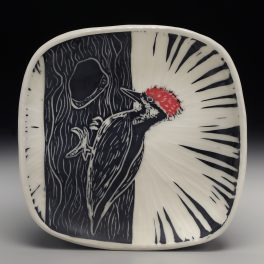 Christine Henry, The Village Potters, Asheville NC, River Arts District, Ceramics, Sgraffito, pottery classes